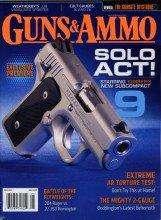 GUNS&AMMO May 2011