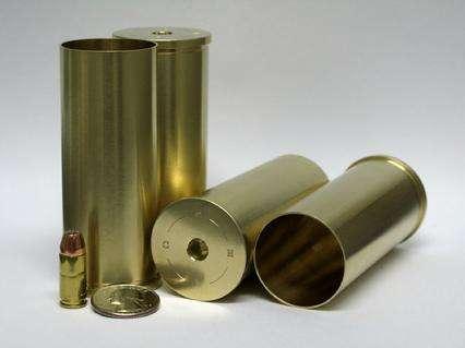 S&H 2-Bore Cartridge Cases